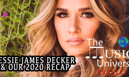 Episode 67 – Jessie James Decker & 2020 Year in Review