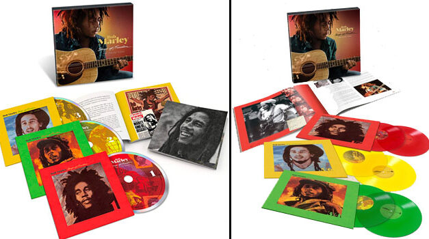 Bob Marley 'Songs of Freedom: The Island Years' set for release