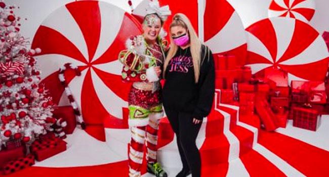 Meghan Trainor releases 'I Believe In Santa' video