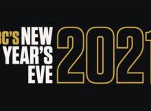 NBC New Year's Eve 2021