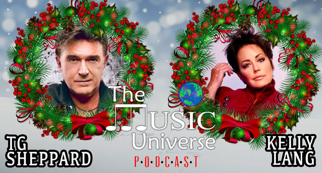 TG Sheppard & Kelly Lang on The Music Universe Podcast
