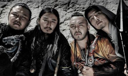 The Hu releases cover of Metallica's 'Sad But True'
