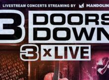 3 Doors Down - 3 X Live