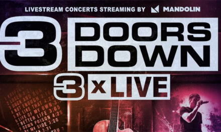 3 Doors Down announces PPV livestream series