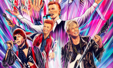 Limited Edition David Bowie print series announced