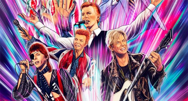 David Bowie Print Series