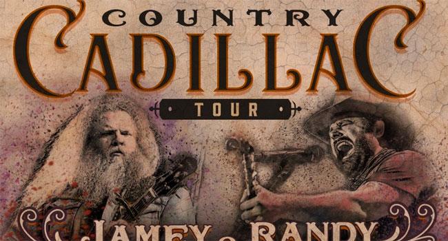 Jamey Johnson & Randy Houser - Country Cadillac Tour