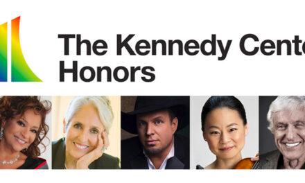 Garth Brooks, Joan Baez among 43rd Annual Kennedy Center Honors recipients