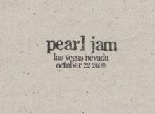 Pearl Jam - Las Vegas - Oct 22, 2000