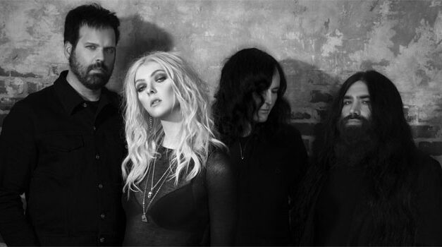 The Pretty Reckless release collaboration with Soundgarden members