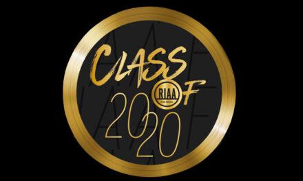 RIAA announces Class of 2020 First-Time Gold & Platinum Award recipients