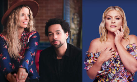 The Shires partner with CMT for new video featuring Lauren Alaina