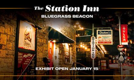 Country Music Hall of Fame spotlighting Nashville Bluegrass club
