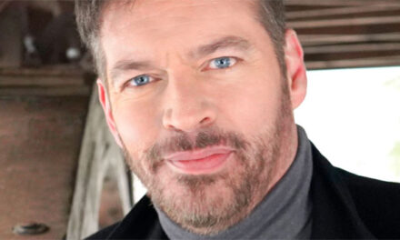 Harry Connick Jr sets 'Alone With My Faith'