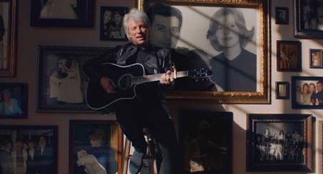 Jon Bon Jovi - Story of Love