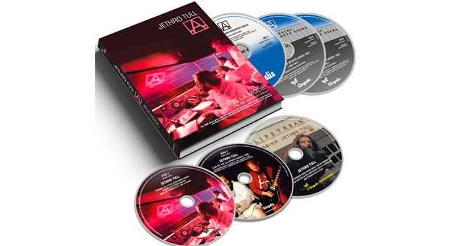 Jethro Tull - 'A' (A La Mode): The 40th Anniversary Edition
