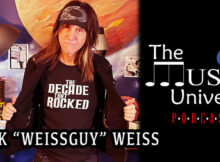 "Mark ""Weissguy"" Weiss on The Music Universe Podcast"