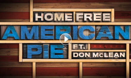 Don McLean, Home Free release 'American Pie' video