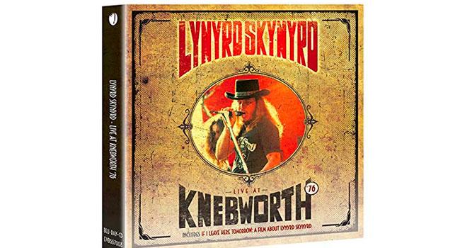 Eagle Rock sets Lynyrd Skynyrd 'Live at Knebworth 76'