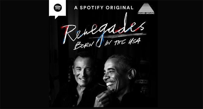 Springsteen & Obama
