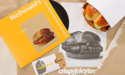 McDonald's offering limited edition 7 inch vinyl with new Crispy Chicken Sandwich