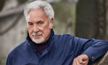 Tom Jones announces 'Surrounded By Time'