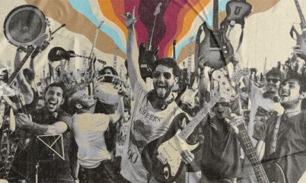 SXSW premiering film profiling Foo Fighters fandom turned band