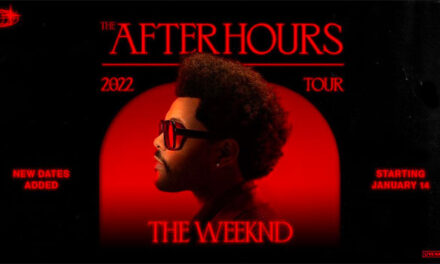 The Weeknd sells nearly one million tickets for 2022 world tour