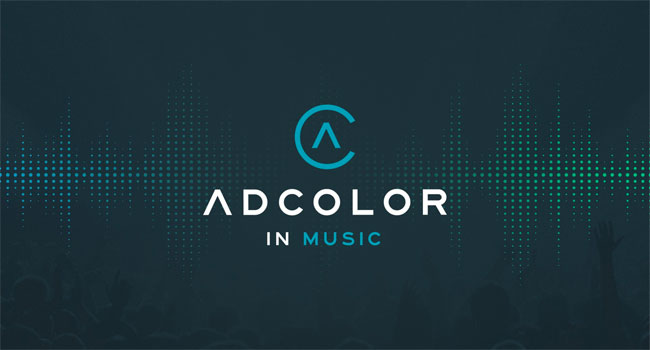 ADCOLOR in Music