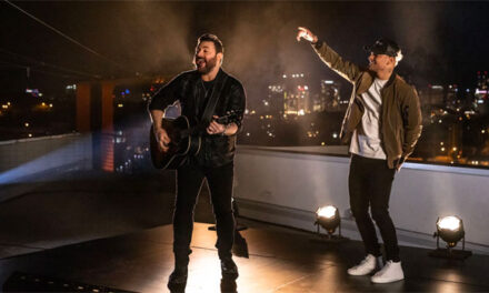 Chris Young & Kane Brown release 'Famous Friends' video