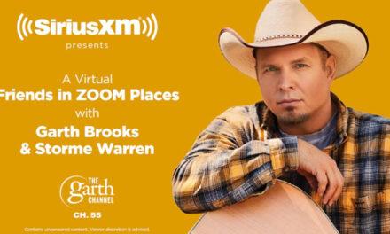 SiriusXM hosting Garth Brooks Zoom Interview