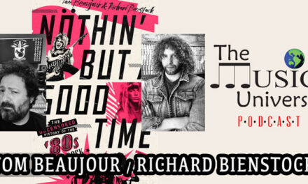 Episode 78 – Tom Beaujour & Richard Bienstock