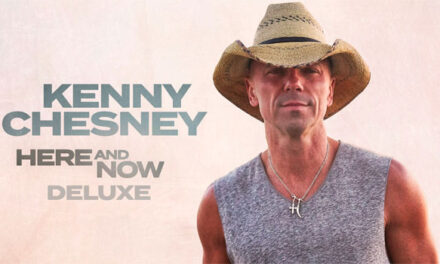 Kenny Chesney preps 'Here And Now' Deluxe Edition