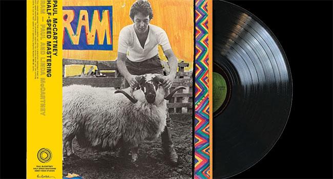 Paul & Linda McCartney announce RAM: 50th Anniversary vinyl reissue | The Music Universe