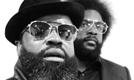 The Roots partner with TIDAL & Oculus for annual Roots Jam Session