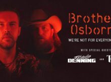Brothers Osborne - We're Not For Everyone Tour