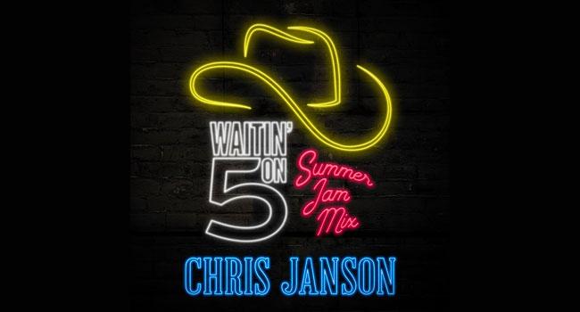 Chris Janson - Waitin' On 5 Summer Remix