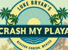 Luke Bryan's Crash My Playa 2022