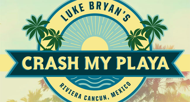 Luke Bryan's Crash My Playa 2022