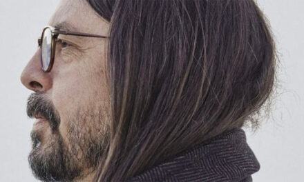 Dave Grohl publishing new book
