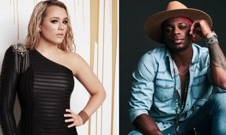 Jimmie Allen & Gabby Barrett named ACM New Male & Female Artist of the Year