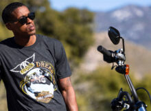 Harley-Davidson partners with Aerosmith for limited edition apparel