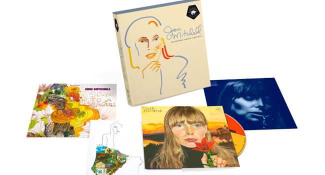 Joni Mitchell - The Reprise Albums (1968-1971)