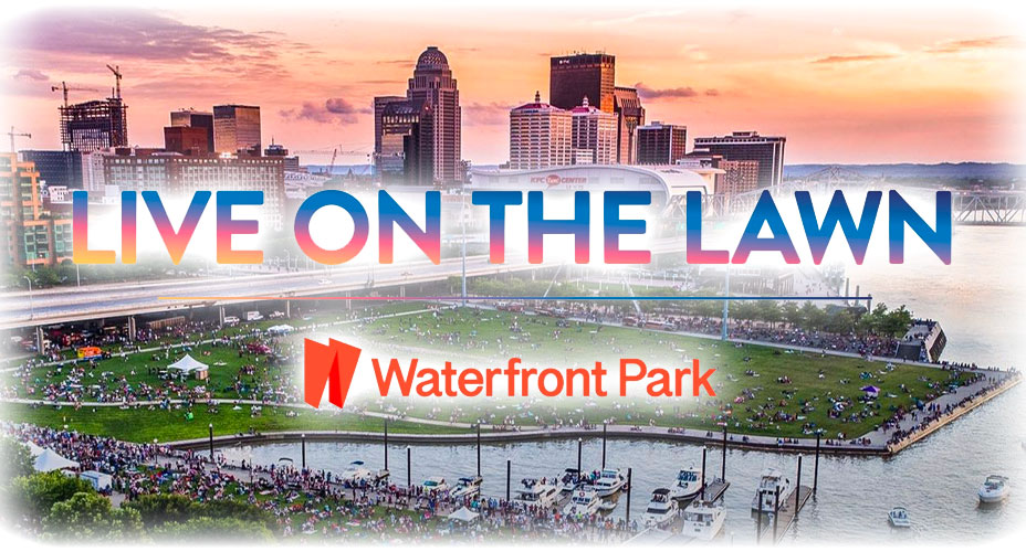 Live On The Lawn At Waterfront Park
