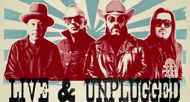 The Mavericks Live & Unplugged