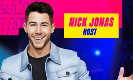 Nick Jonas hosting 2021 BBMAs
