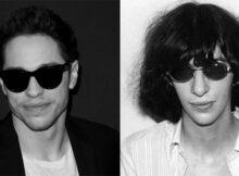 Pete Davidson & Joey Ramone