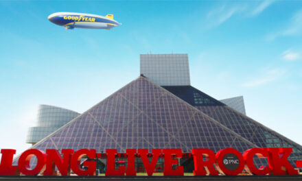 Rock Hall partners with Goodyear for nationwide talent search