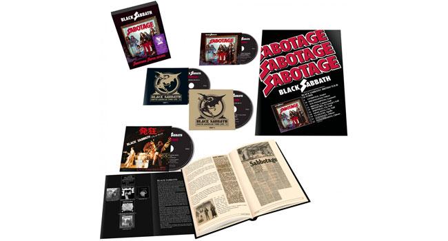 Black Sabbath - Sabotage: Super Deluxe Edition