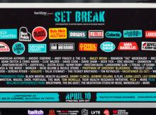 Backline - Set Break Wave 2 Artists